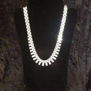 COPY - NOD TO MOD Silver Necklace by Premier Desi…